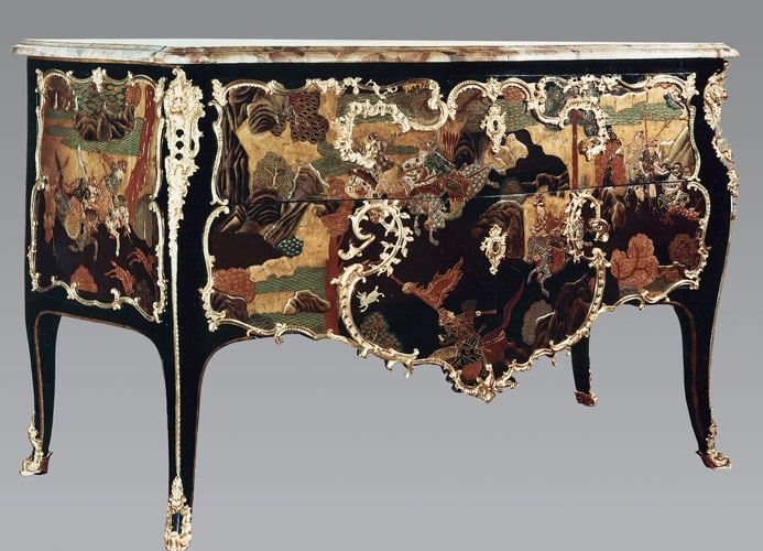 Commode - Louis XV