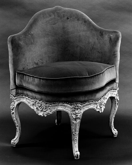 Desk-armchair - Louis XV