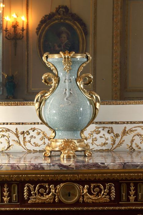 Large baluster vase - Louis XV