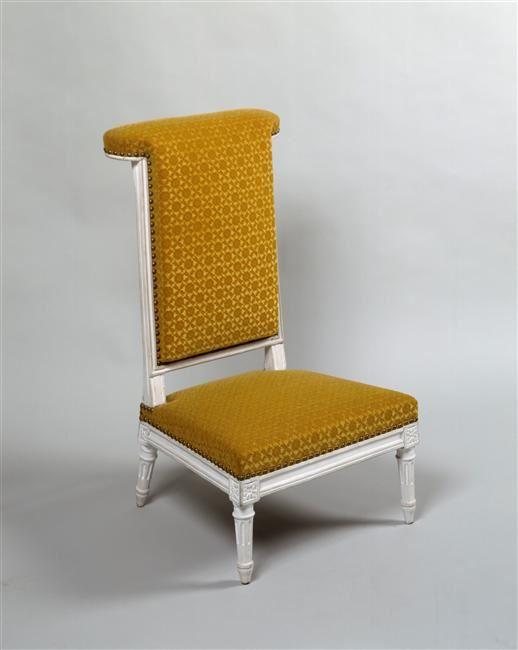 Prayer chair - Louis XVI