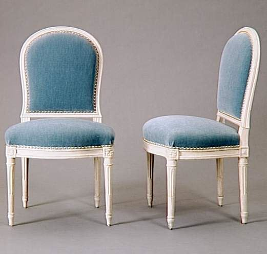 Chairs - Louis XVI