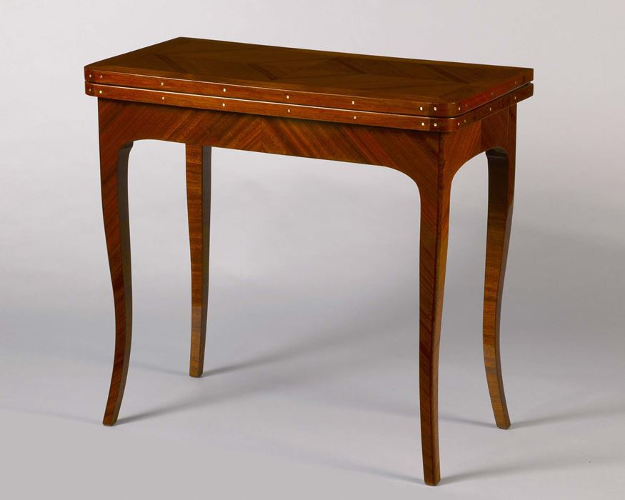 Table à jeux - Louis XV